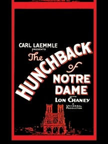 THE HUNCHBACK OF NOTRE DAME :  Oct. 17 at 8 p.m. at the Cohan Center. $15-25. us.imdb.com/title/tt0014142. - PHOTO COURTESY OF CAL POLY ARTS