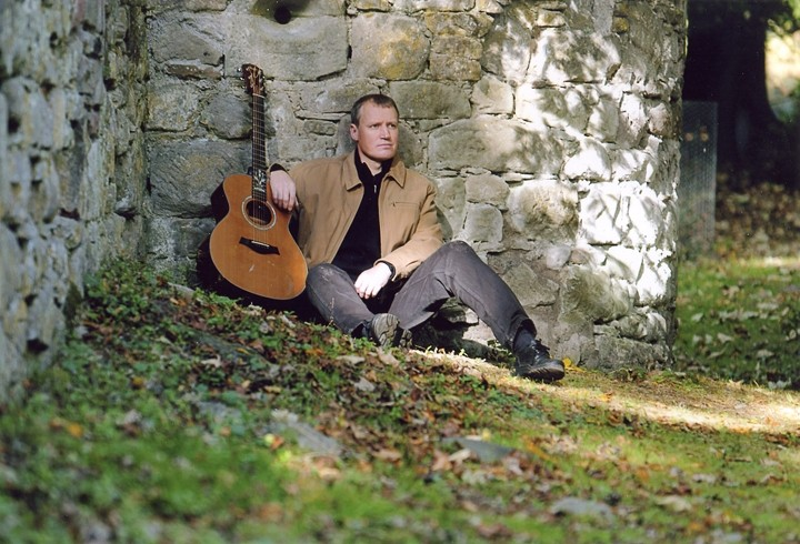 HAPPY 250TH! :  To celebrate the 250th birthday of famed Scottish bard Robert Burn, Scottish singer-songwriter Jim Malcolm will play Jan. 25 in The Steynberg Gallery. - PHOTO BY TONY MARSH