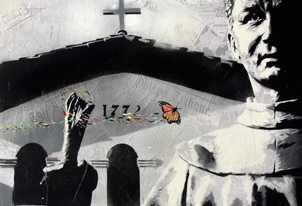 MARIPOSA DE TOLOSA : - IMAGE BY DAN WOEHRLE