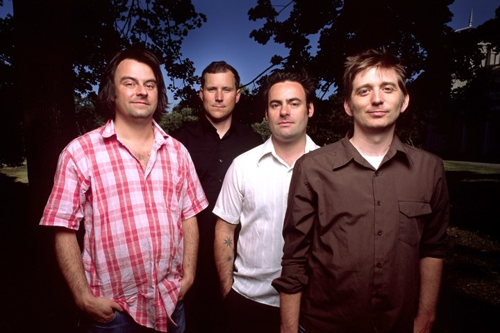 LIVE WEAK! :  The Weakerthans bring their northern prairie rock to Downtown Brew on July 21. - PHOTO COURTESY OF THE WEAKERTHANS
