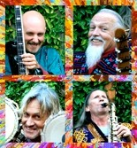 FOUR PACK OF FUN :  Calinambe, a world music ensemble, creates an otherworldly vibe that's fascinating and stirring. See for yourself on May 16 at the Steynberg Gallery. - PHOTO COURTESY OF CALINAMBE