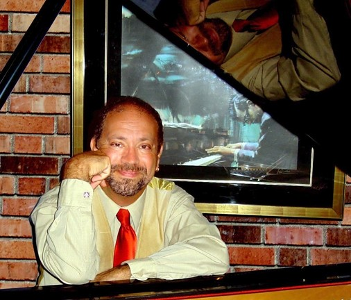NYC PIANO MAN :  Recent Central Coast transplant, former NYC jazz pianist Mark Pietri, brings his jazz stylings to Sustenance Cooking Studio March 20 for music and food. - PHOTO COURTESY OF MARK PIETRI