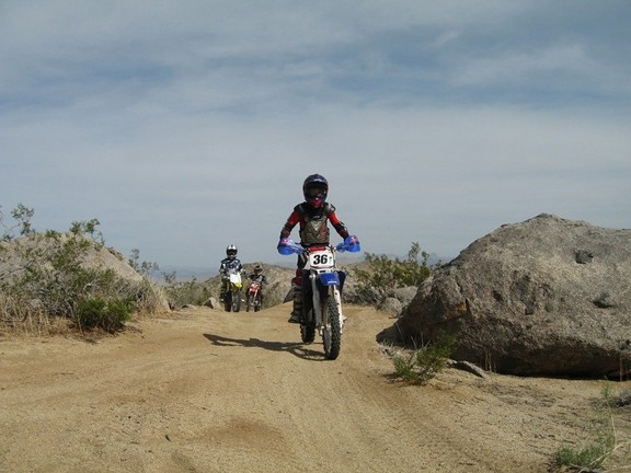 DIRT NO MORE :  Off-road enthusiasts—such as the riders pictured—will have to keep their bikes off of public land in Paso Robles as of Oct. 2. - PHOTO COURTESY OF TIM PILG