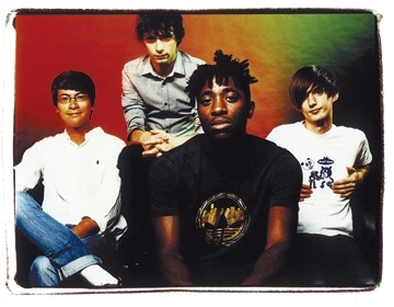 JOIN THE PARTY :  British rockers Bloc Party play the SLO Vets Hall on April 19. - PHOTO BY STEVE GULLICK