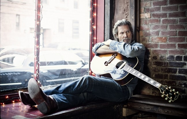 ABIDE:  Jeff Bridges & The Abiders play April 17 at the Fremont Theater. - PHOTO COURTESY OF JEFF BRIDGES
