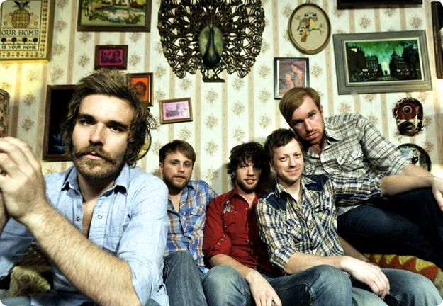 MIDWEST POWERHOUSE :  Red Wanting Blue is an Ohio-based band fronted by singer-songwriter Scott Terry that's well known in the Midwest, but we're just getting to know them here. The band plays SLO Brew on Jan. 9. - PHOTO COURTESY OF RED WANTING BLUE