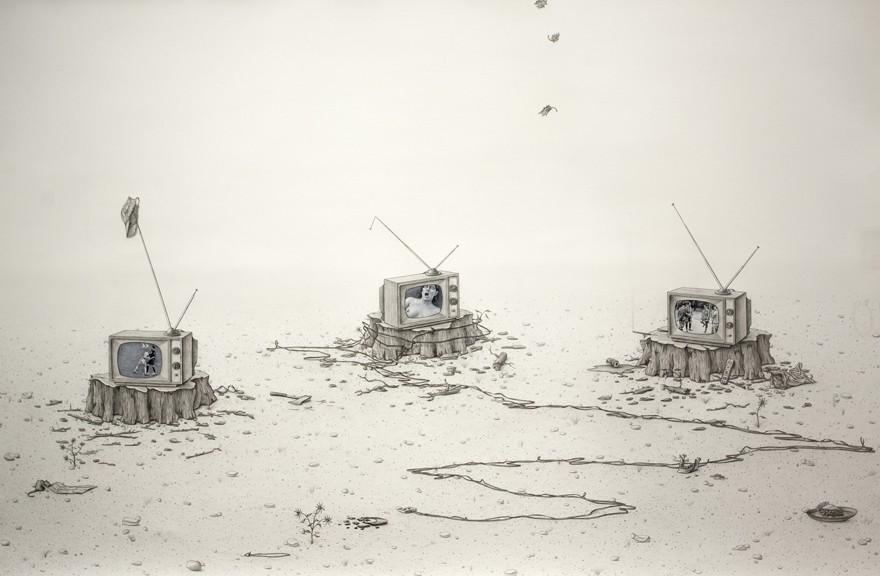 INPUT/OUTPUT: - ARTWORK BY JOE BIEL