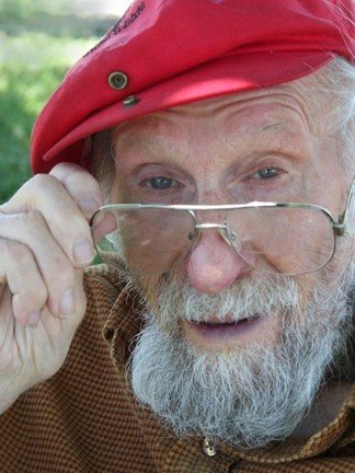 1913-2013 :  World-famous photographer Joe Schwartz passed away in his Atascadero home early the morning of March 13. - PHOTO BY NANCY KOREN