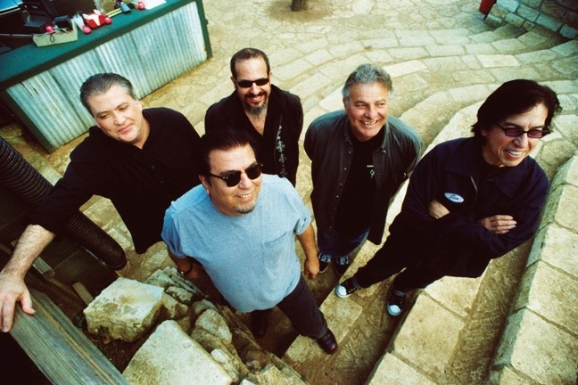 JUST ANOTHER BAND FROM EAST L.A. :  The amazing Los Lobos plays SLO Brew on March 8. - PHOTO COURTESY OF LOS LOBOS