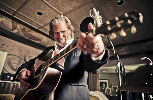 BAD BLAKE!:  Jeff Bridges & The Abiders play Feb. 21 at the Fremont Theater. - PHOTO COURTESY OF JEFF BRIDGES