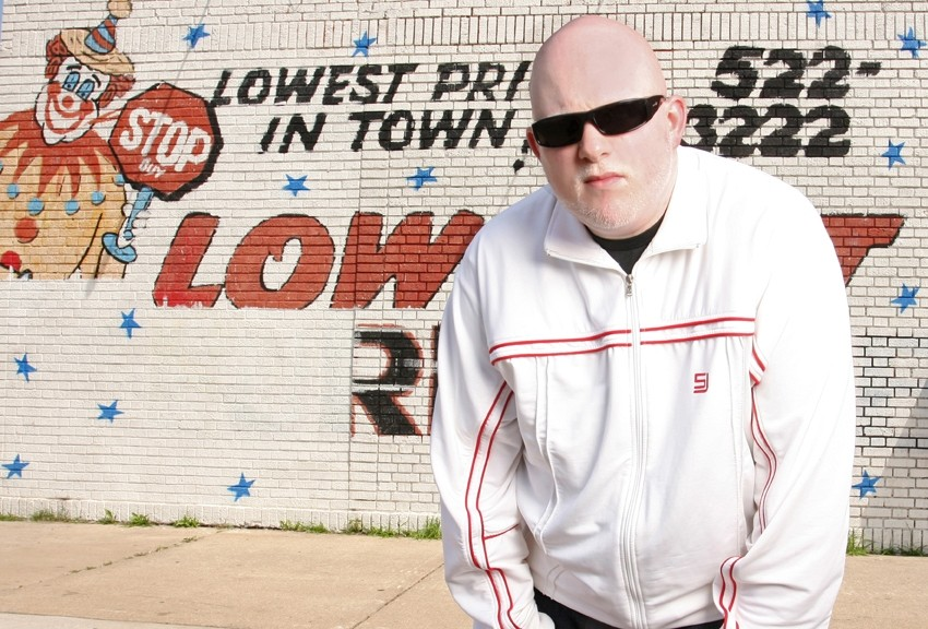THOUGHT PROVOKING :  Hip hop artist Brother Ali is part of the How the Grouch Stole Christmas Tour coming to SLO Brew on Dec. 19. - PHOTO BY JULIAN MURRAY