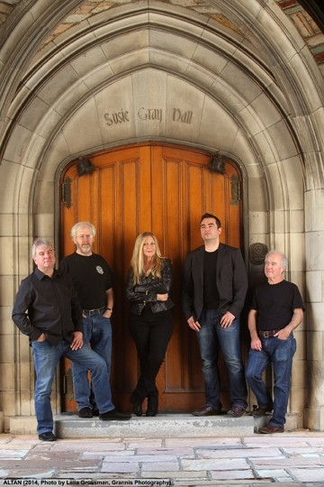 CLAN CELTIC:  On March 27, Altan brings its Celtic sounds to Cal Poly's Spanos Theatre. - PHOTO COURTESY OF ALTAN