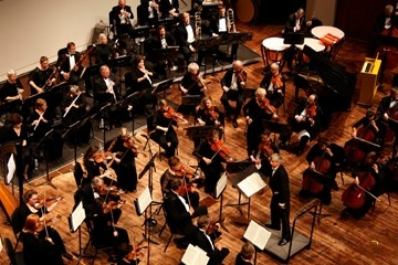 FIFTY YEARS OF SLO SYMPHONY :  More than 200 musicians and singers take the stage at the PAC on May 7 and 8 for Beethoven's Ninth Symphony and a world premiere of Craig Russell's new composition. - PHOTO COURTESY OF SOUL SAUCE