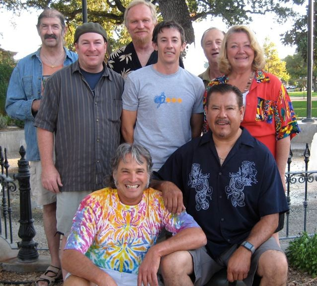 SMELL THE AIR :  The world music sounds of Up In The Air will fill the Paso Robles City Park Bandstand on Aug. 22 - PHOTO COURTESY OF BLACKCAT PRODUCTIONS