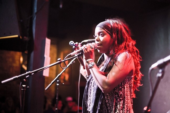 MM!:  The Monroe returns to SLO Brew on July 25, to deliver a soulful night of R&B, blues, reggae and ska, folk, and more. - FILE PHOTO BY PHOTO BY STEVE E. MILLER