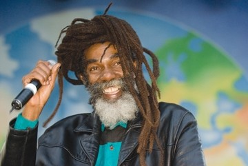 TALK TO THE DON :  Don Carlos, founder of Black Uhuru, plays Pozo Saloon's 2nd Annual 420 party on April 19. - PHOTO COURTESY OF DON CARLOS