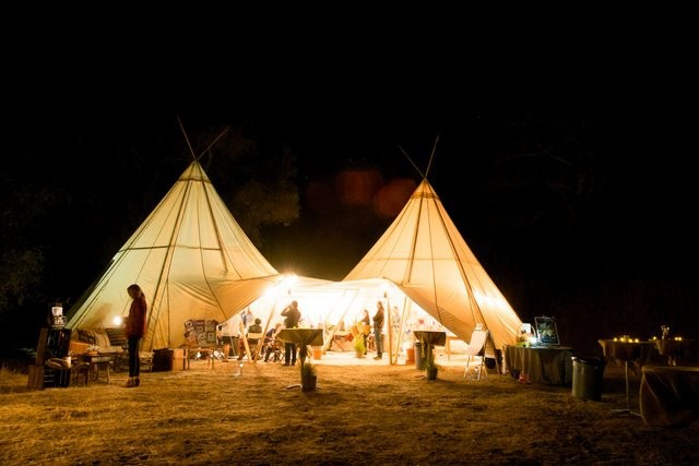 click to enlarge THE JOYS OF NATURE Under Canvas Events offers customers the opportunity to enjoy the great & Get your camp on: Under Canvas Events has a tent for every ...