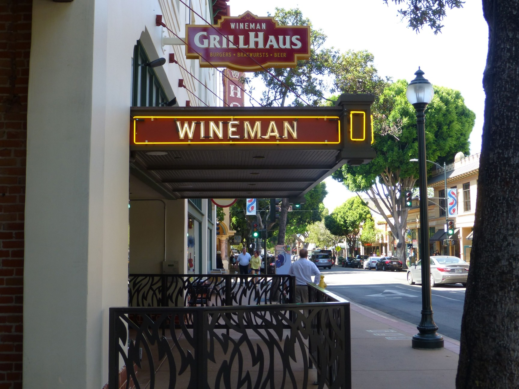 Local Restaurant Wineman Grillhaus Serves Up A Fusion Of German And
