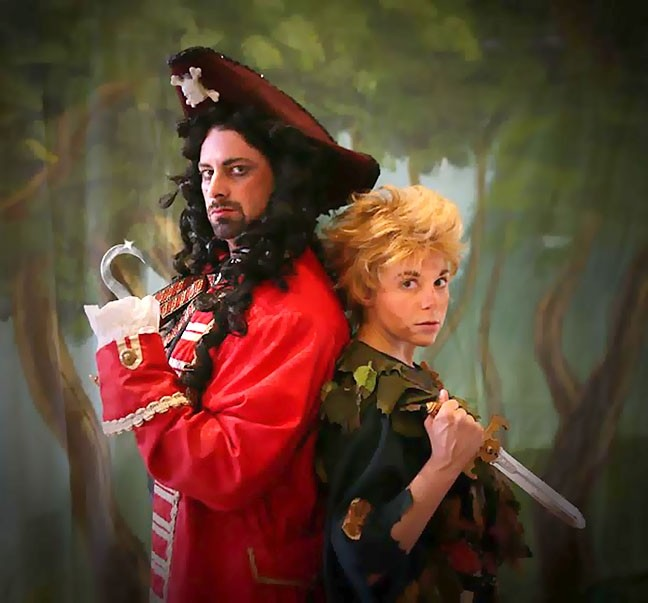 Find your inner child with Kelrik Productions' 'Peter Pan