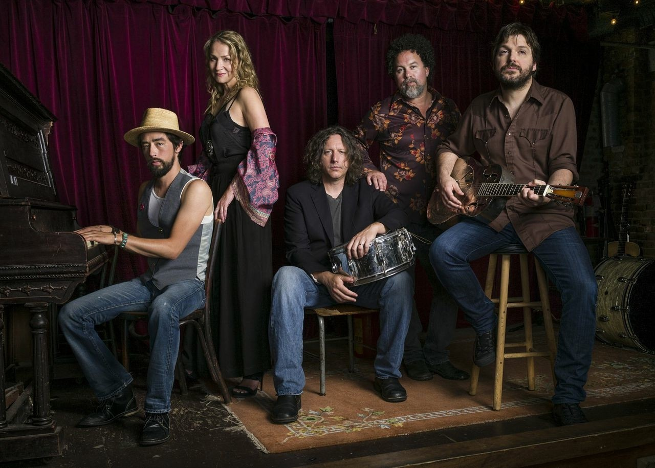 a3080a12ac9892 Trigger Hippy—featuring Jackie Green, Joan Osborne, Black Crowes co