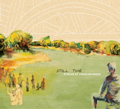 STREAM OF CONSCIOUSNESS :  The 14-track album by Still Time, formerly the New Longview, features emotive Ben Harper-like vocals and music that sounds like Dave Matthews and the Counting Crows. - ALBUM ART COURTESY OF STILL TIME