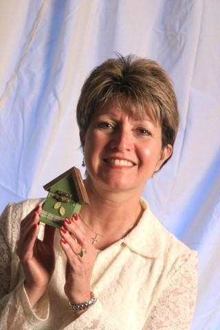 VOLUNTEER:  Anita Robinson