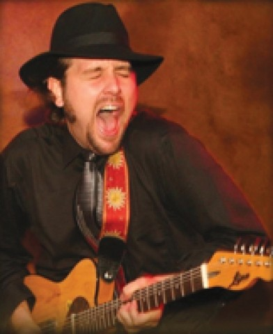 BLUES FOR YOU :  So-Cal blues quartet the Jeff Jensen Band plays Aug. 17 at O'Reilly's. - PHOTO COURTESY OF THE JEFF JENSEN BAND