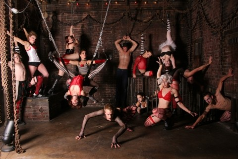 SAN FRANCISCO TREAT :  An avante-cabaret community from San Francisco, the Vau de Vire Society is yet another genre-crossing performance group.