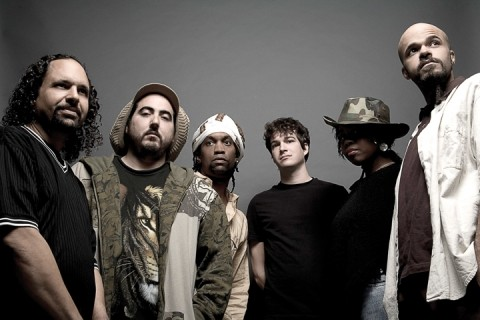 DREAD KNOT :  Los Angeles-based reggae-hip-hop-soul act Dread Daze plays April 11 at Frog and Peach. - PHOTO COURTESY OF DREAD DAZE