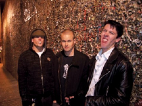 NICE ALLEY :  Reno-based Cobra Skulls, the most politically intelligent punk act since the Dead Kennedys, opens for the Mad Caddies at Downtown Brew on July 10. - PHOTO COURTESY OF COBRA SKULLS