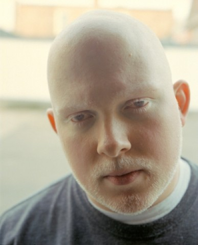 BROTHER WITH A LACK OF COLOR :  Albino rapper Brother Ali plays Downtown Brew on May 24. - PHOTO COURTESY OF BROTHER ALI