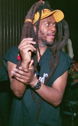 "DREAD! :  David ""Dread"" Hinds (pictured) and fellow founding member Selwyn ""Bumbo"" Brown make up Steek Pulse, a socially conscious reggae act playing June 3 at Pozo Saloon. - PHOTO COURTESY OF STEEL PULSE"