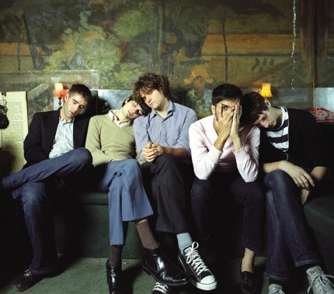 TEXAS EMO :  Austin-based indie pop outfit Voxtrot hits Downtown Brew on Dec. 1. - PHOTO COURTESY OF VOXTROT
