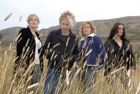 SINGING FOR SURFRIDER :  Blame Sally is one of three exceptional female groups to play the Cayucos Creek Barn on April 12 for Rockin' Women Raising the Barn for the Surfrider Foundation, a benefit concert. - PHOTO COURTESY OF BLAME SALLY