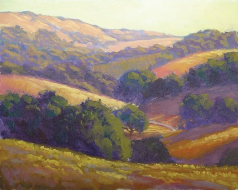 EVENING HILLS :  By Stephen Sanfilippo - IMAGE COURTESY OF STEPHEN SANFILIPPO