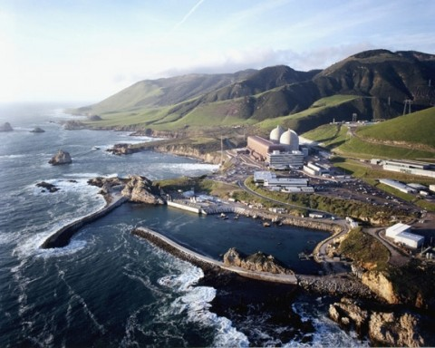ELECTRIC :  Long before a nuclear plant rested on its shore, Diablo Canyon was described as a place of great energy. In part, the future of American energy policy depends on this remote slice of the Pecho Coast. - PHOTO BY JESSE ACOSTA