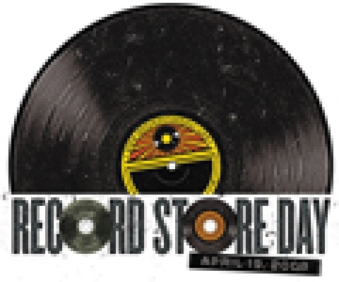 SUPPORT YOUR LOCAL RECORD STORES! :  On April 19, Boo Boo Records is hosting a day-long celebration of National Record Store Day with giveaways, a raffle, free silk screening, and a free nine-band concert! - LOGO COURTESY OF NATIONAL RECORD STORE DAY