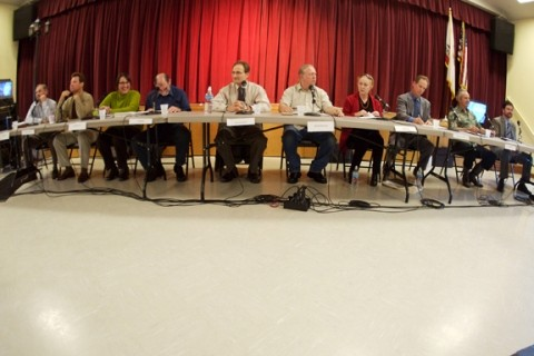 OY VEY :  Ten candidates are battling for two seats on the Los Osos CSD. Even after AB-2701, another changing of the guard paired with the potential failure of upcoming assessment votes could revolutionize the 30-year-old sewer debate ... again. - PHOTO BY JESSE ACOSTA