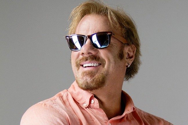 'JUST ANOTHER DAY IN PARADISE':  Country hit maker Phil Vassar (pictured left) plays May 19 at Tooth & Nail Winery for a Numbskull and Good Medicine Presents show. - PHOTO COURTESY OF PHIL VASSAR