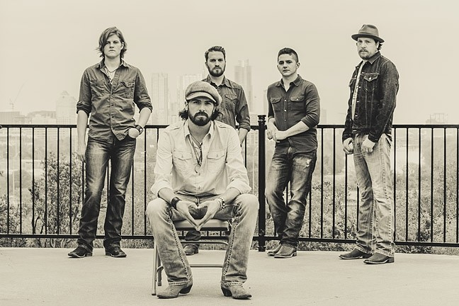 PEDAL TO THE METAL :  Emotionally resonant Americana act Micky and the Motorcars play Tap It Brewing Co. on April 28. - PHOTO COURTESY OF MICKY AND THE MOTORCARS