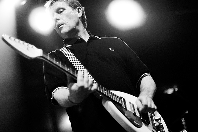 HE'S GOT THE BEAT:  Dave Wakeling still fronts The English Beat, the great Birmingham, England-formed ska revivalist band, which plays July 16, at Tooth & Nail Winery. - PHOTO BY BRYAN KREMKAU