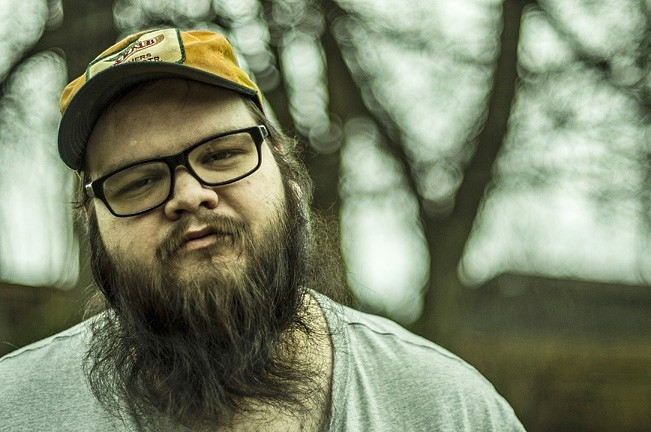IN THE THROES:  John Moreland plays a SLO Town show on Feb. 25, bringing his heart-wrenching and achingly beautiful songs to Tap-It Brewery. - PHOTO COURTESY OF JOHN MORELAND