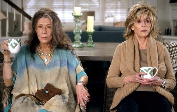 STARTING OVER:  Two seasons of the Netflix Original series Grace and Frankie are currently available via streaming. - PHOTO COURTESY OF NETFLIX