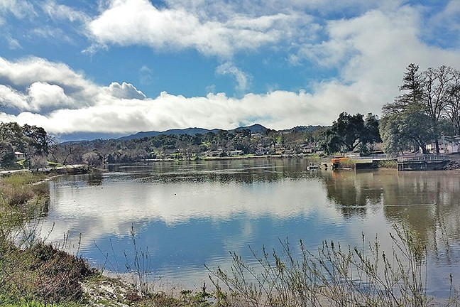 QUALITY:  The efforts of the Atascadero community working alongside their city have given back water and life to the Atascadero Lake. - PHOTO COURTESY OF FRIENDS OF ATASCADERO LAKE