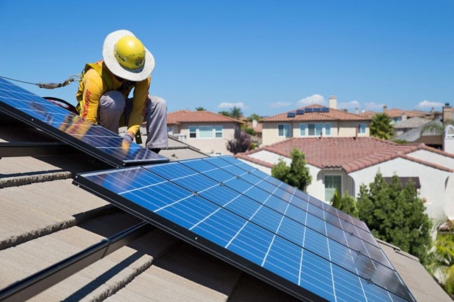 SOLAR LOAN:  The HERO program helps residents make their homes energy- and water-efficient by providing financing through a property tax assessment. - PHOTO COURTESY OF RENOVATE AMERICA