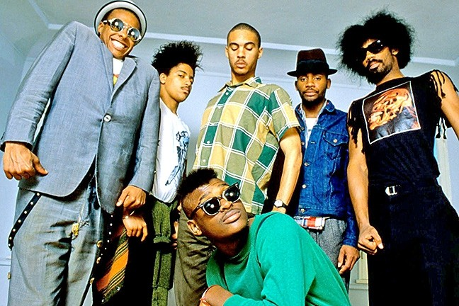 JUMP AROUND:  Ska, funk, punk, alt-rock act Fishbone plays SLO Brew on Nov. 3. - PHOTO COURTESY OF FISHBONE