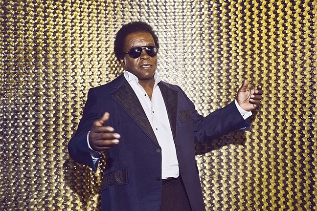 LITTLE J.B.:  Super awesome funk act Lee Fields and the Expressions play the Live Oak Music Festival (June 16-18) on June 17 in a not-to-be-missed show! - PHOTO COURTESY OF LEE FIELDS
