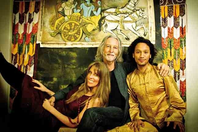CHANTASTIC:  Deva Premal, Miten, and Manose bring their evening of mantra, song, and chant to the Clark Center on May 30. - PHOTO COURTESY OF DEVA PREMAL, MITEN, & MANOSE