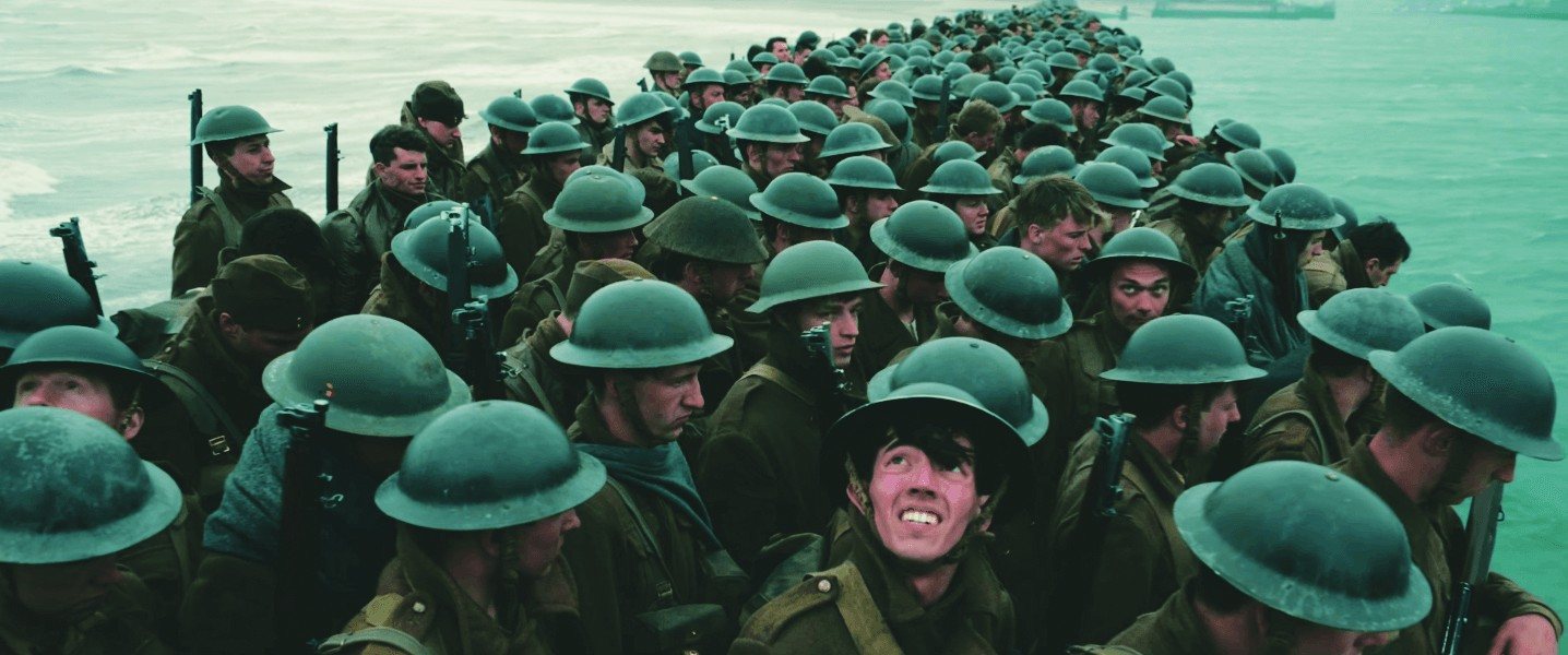 TRAPPED Dunkirk tells the harrowing true World War II tale of an evacuation of trapped Allied forces by civilians in fishing, merchant marine, and pleasure boats. - PHOTO COURTESY OF WARNER BROS. PICTURES