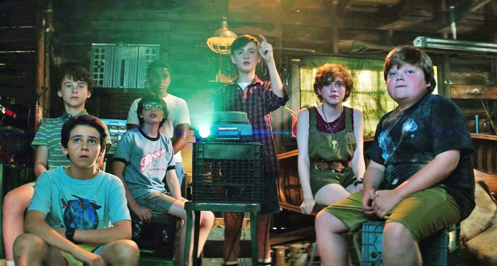 "STRONGER TOGETHER A crew of self-described ""loser"" kids band together to find out what's behind all of the kids in their town going missing in the film adaption of Stephen King's novel, IT. - PHOTO COURTESY OF WARNER BROS. PICTURES"